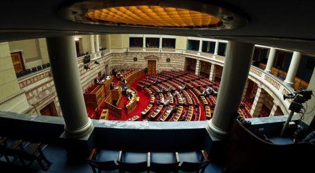 Βουλή: Δεκτό επί της αρχής το ν/σ για το νέο ασφαλιστικό