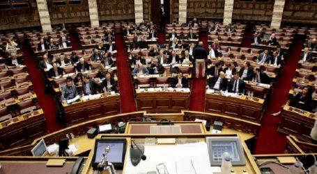 Μέτρα κατά Κασιδιάρη ζητούν ομόφωνα τα κόμματα