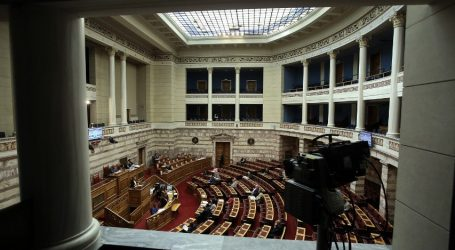 """Με 153 """"Ναι"""" η κύρωση του Πρωτοκόλλου ένταξης της Βόρειας Μακεδονίας στο ΝΑΤΟ"""