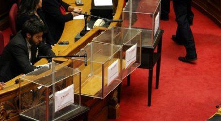 Απορρίφθηκε η πρόταση για σύσταση προανακριτικής κατά υπουργών – Μόνο ΝΔ και Χρυσή Αυγή την υπερψήφισαν