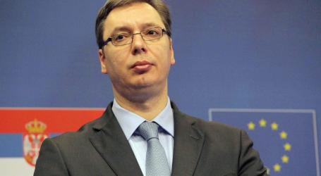 Βούτσιτς: Η Σερβία θα αναγνωρίσει πρώτη την ΠΓΔΜ με το νέο όνομα