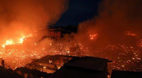 Βραζιλία: Τεράστια πυρκαγιά έκαψε 600 σπίτια