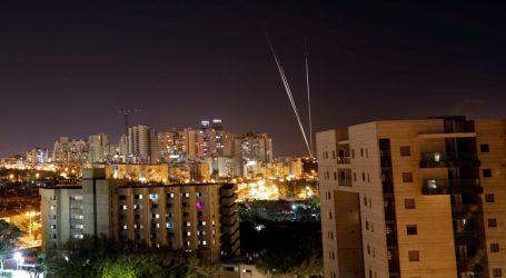 Γάζα: Ο ισραηλινός στρατός έπληξε θέσεις της Χαμάς σε αντίποινα για την εκτόξευση ρουκέτας