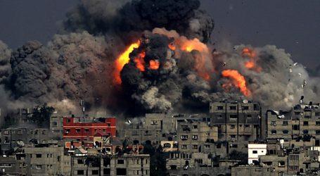 Γάζα: Ο ισραηλινός στρατός έπληξε δύο θέσεις της Χαμάς