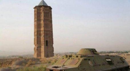 Αφγανιστάν: Κατέρρευσε αρχαίος πύργος στην ακρόπολη της Γάζνι
