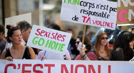 Γαλλία: Αύξηση στις προσφυγές για βιασμούς και σεξουαλικές επιθέσεις το 2017