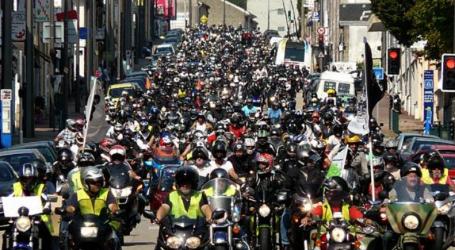 Γαλλία: Διαδηλώσεις κατά του ορίου ταχύτητας στα 80 χλμ/ώρα