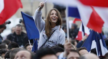 Πιο αισιόδοξοι για το μέλλον οι Γάλλοι επί Μακρόν