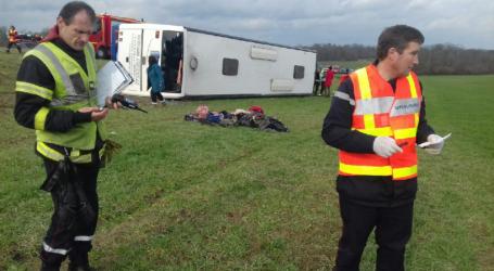 Γαλλία: 27 τραυματίες σε τροχαίο με σχολικό λεωφορείο