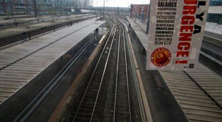 Γαλλία: Εγκρίθηκε το νομοσχέδιο για τη μεταρρύθμιση των σιδηροδρόμων