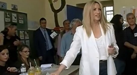 Γεννηματά: Οι πολίτες με τη ψήφο τους αλλάζουν σελίδα στην Ευρώπη και στην Ελλάδα