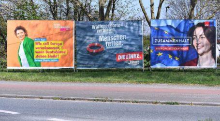 Νευρικότητα στο Βερολίνο ενόψει ευρωεκλογών