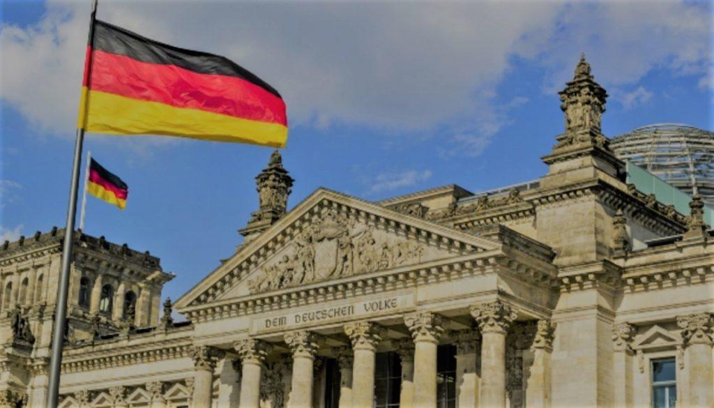 σημαία Γερμανίας