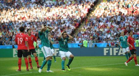 Εκτός Μουντιάλ η Γερμανία   Ήττα 2-0 από την Ν. Κορέα