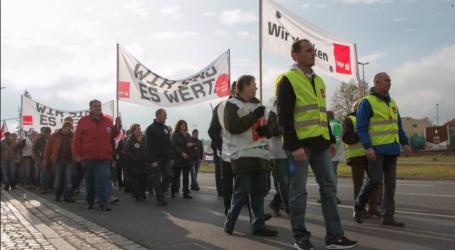 Τα γερμανικά συνδικάτα ζητούν ελαφρύνσεις του ελληνικού χρέους