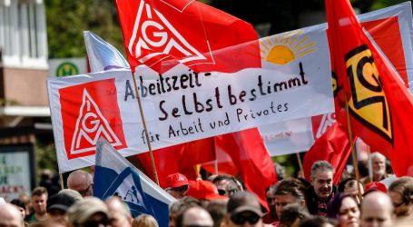 Γερμανία: Άρχισαν οι απεργιακές κινητοποιήσεις στον κλάδο μετάλλου και ηλεκτρικού