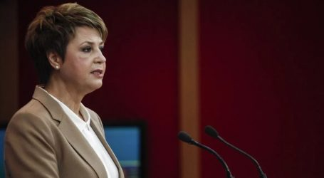 Γεροβασίλη: Αναντιστοιχία λόγων και πράξεων, από την πρώτη ημέρα της ΝΔ στην κυβέρνηση