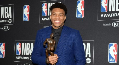 NBA: MVP ο Γιάννης Αντετοκούνμπο (vid)