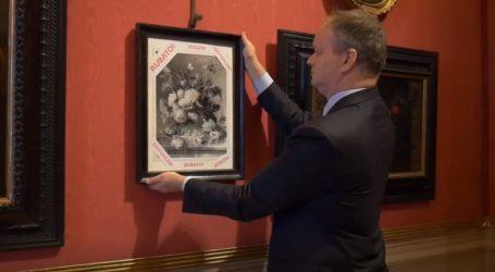 Επιστρέφει στη Φλωρεντία έργο του Γιαν φαν Χούισουμ που είχε κλαπεί από του Ναζί