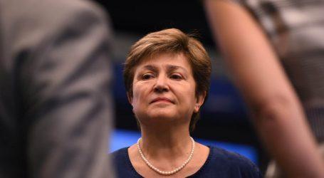 Η Γκεοργκίεβα υποψήφια της ΕΕ για την ηγεσία του ΔΝΤ
