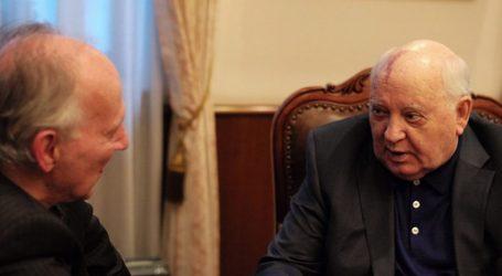Η ταινία «Συνάντηση με τον Γκορμπατσόφ» θα προβληθεί σε 150 αμερικανικούς κινηματογράφους (vid)
