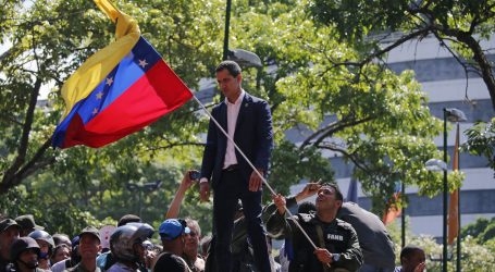 Ευχαριστίες Γκουαϊδό σε Μητσοτάκη για την αναγνώριση – Εύσημα ΗΠΑ