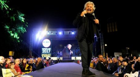 Ιταλία | Γκρίλο: Η μόνη νέα πολιτική δύναμη της χώρας είμαστε εμείς