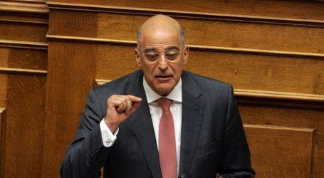 Δένδιας: Φιλότιμη η προσπάθεια Πολάκη να ανακαλέσει προσβολή στον κ. Κυμπουρόπουλο