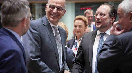Στην ανάγκη να υπάρξουν θετικές εξελίξεις στα Δ. Βαλκάνια συμφώνησαν οι ΥΠΕΞ της ΕΕ