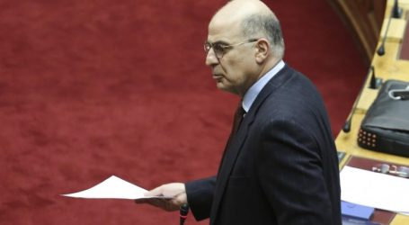 Δένδιας: Αν ο ΣΥΡΙΖΑ ηττηθεί, ο Τσίπρας οφείλει να παραιτηθεί