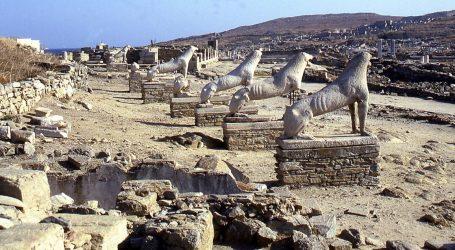 Οι επιστήμονες κρούουν τον κώδωνα του κινδύνου για τις συνέπειες της κλιματικής αλλαγής στα μνημεία της Δήλου