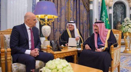 Δένδιας: Έχουμε κοινή αντίληψη με τη Σαουδική Αραβία για τα μνημόνια Τουρκίας – Λιβύης