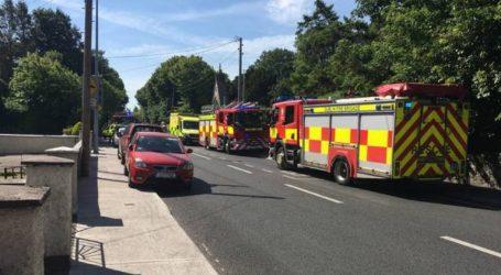Δουβλίνο: Αυτοκίνητο έπεσε πάνω σε πεζούς έξω από εκκλησία