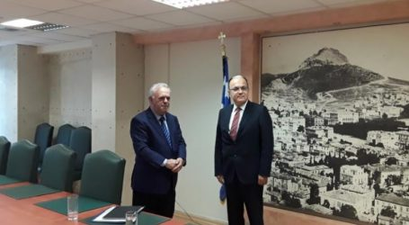Δραγασάκης: Η Τράπεζα Εμπορίου & Ανάπτυξης Ευξείνου Πόντου συμβάλλει στην ανάπτυξη της περιοχής