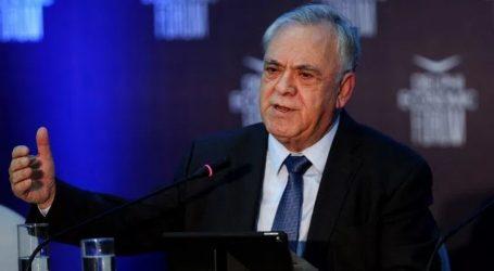 Δραγασάκης: Συνάντηση με τον πρόεδρο της Τράπεζας Εμπορίου και Ανάπτυξης Ευξείνου Πόντου