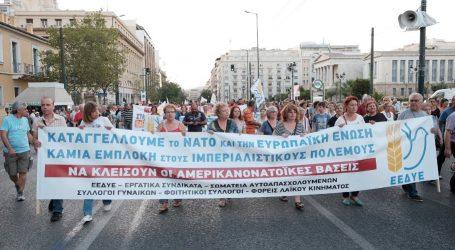 Κρήτη: Αντιπολεμικό συλλαλητήριο για τη Συρία