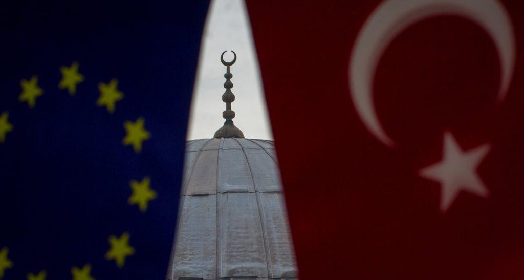 Σημαιες Ευρωπαικη Ενωση Τουρκια