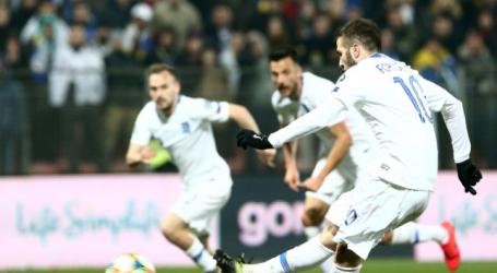 Προκριματικά Euro 2020: 2-2 η Εθνική στη Βοσνία