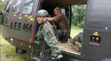 Εκουαδόρ: 3 στρατιώτες νεκροί από έκρηξη βόμβας κοντά στα σύνορα με Κολομβία