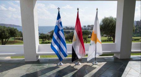 Τριμερής ΥΠΑΜ Ελλάδας – Αιγύπτου – Κύπρου: Καταδίκη της Τουρκίας για τις προκλητικές ενέργειές της στην ευρύτερη περιοχή
