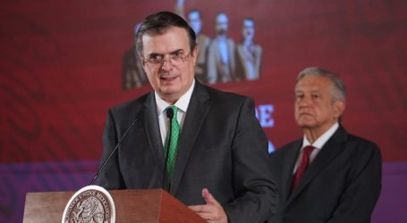 Μεξικό | Εμπράρδ: Δεν θα υπάρξει απεριόριστος αριθμός αιτούντων άσυλο