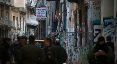 Επιχείρηση της αστυνομίας σε τέσσερα κτίρια υπό κατάληψη στα Εξάρχεια