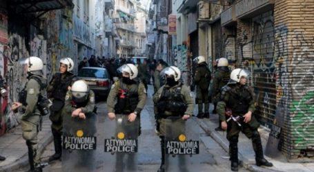 Εξάρχεια: Σε εξέλιξη μεγάλη αστυνομική επιχείρηση για ναρκωτικά
