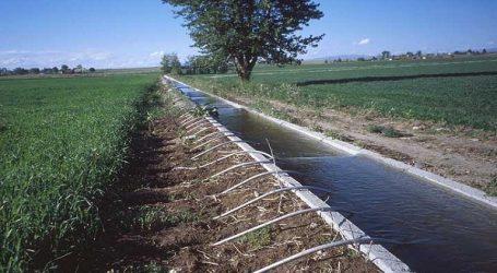 Επαναχρησιμοποίηση υδάτων στη γεωργική άρδευση