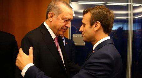 Ερντογάν: Ελπίζω ότι η Γαλλία θα συνεχίσει να υποστηρίζει την ενταξιακή μας πορεία