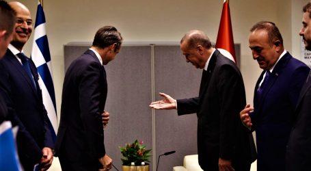 Μητσοτάκης-Ερντογάν | Προβληματισμός για τη συνάντηση – Χωρίς καμιά αλλαγή στάσης η Άγκυρα εμφανίζεται διαλλακτική