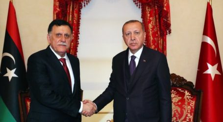 Τουρκία: Κεκλεισμένων των θυρών συνάντηση Ερντογάν – αλ Σάρατζ στην Κωνσταντινούπολη