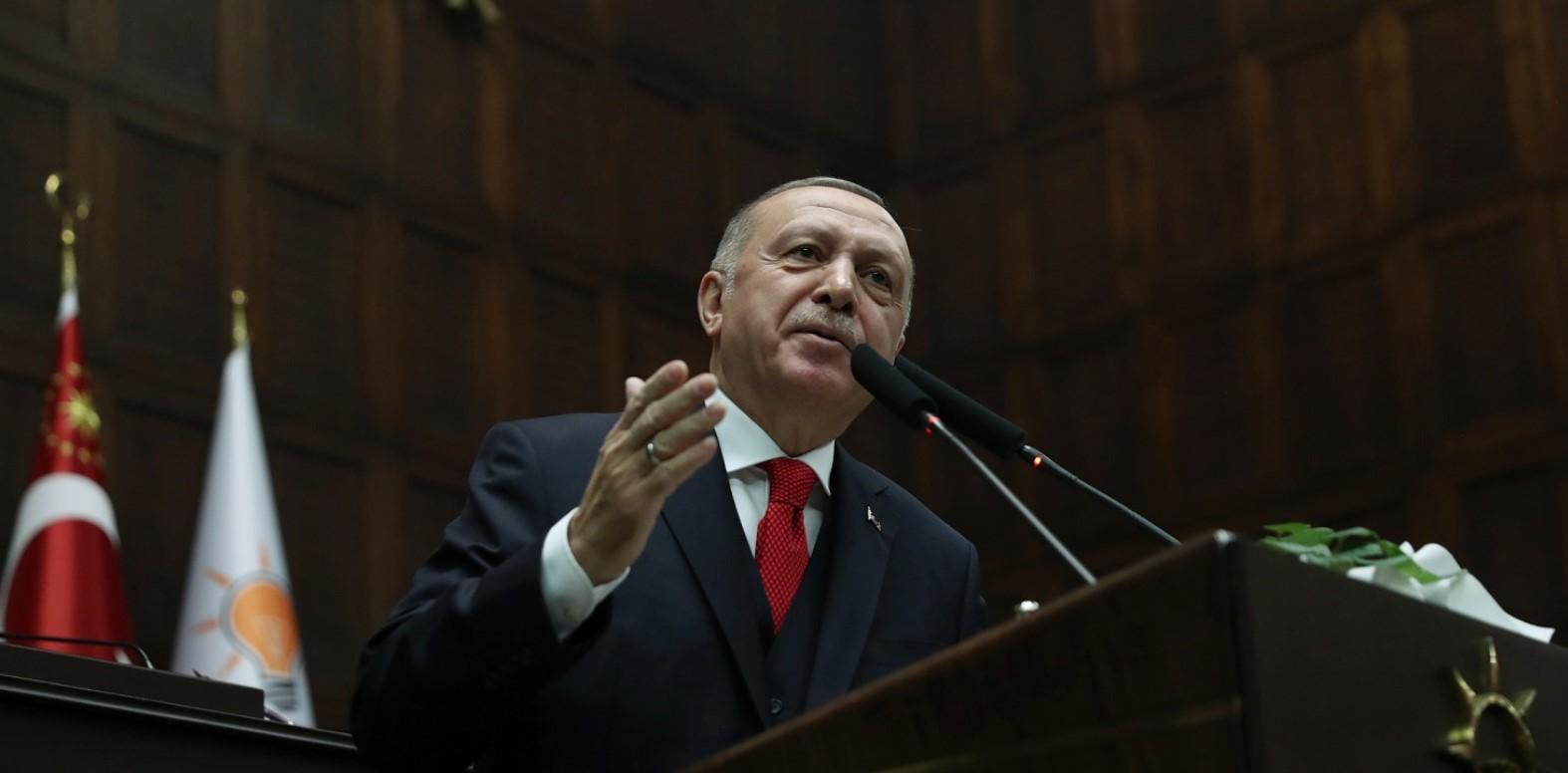 Ερντογάν: «Ούτε βήμα πίσω» στην Ιντλίμπ
