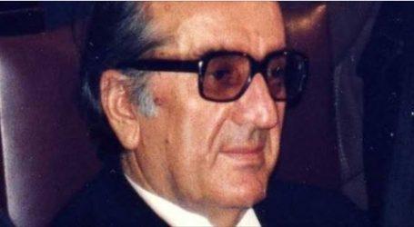 Δικηγορικός Σύλλογος Αθηνών: Τιμητική εκδήλωση την Τρίτη στη μνήμη του πρώην Προέδρου του, Ευάγγελου Γιαννόπουλου