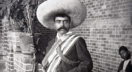 Συμπληρώνονται 100 χρόνια από την εκτέλεση του Εμιλιάνο Ζαπάτα